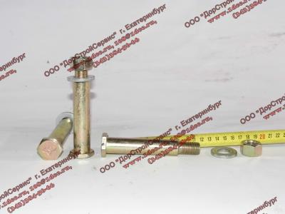 Болт крепления заднего стабилизатора с гайкой H2/H3 HOWO (ХОВО) WG80680029