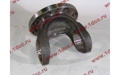 Фланец карданного вала D-165, 8 отв., гладкий, под крест. d-57 H