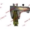 Болт крепления переднего стабилизатора с гайкой H2/H3 HOWO (ХОВО) 199100680069 фото 3 Томск